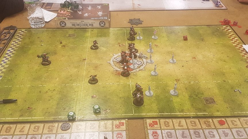 Blood bowl